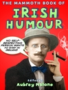 The Mammoth Book of Irish Humour (eBook)